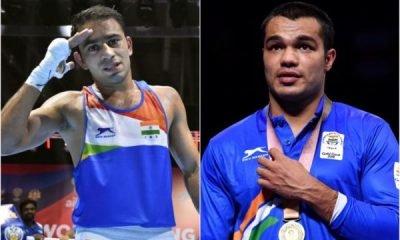 Boxers Amit, Vikas recommended for Khel Ratna award