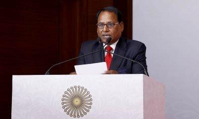 Hockey India president Mushtaque Ahmed