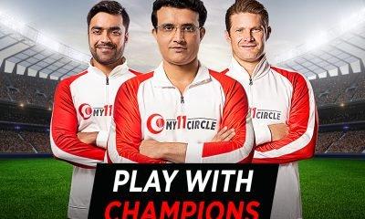 Rashid Khan Sourav Ganguly Shane Watson My11Circle