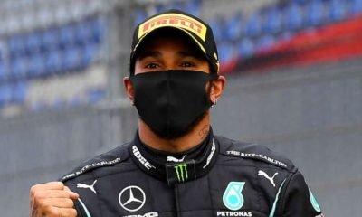 Hungarian GP: Hamilton