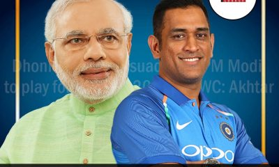 Modi_Dhoni