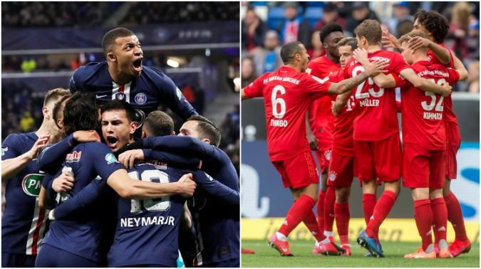 Champions League final: Key stats of PSG vs Bayern Munich ...