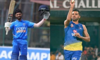 CSKs' Ruturaj Gaikwad, Deepak Chahar test positive for COVID-19
