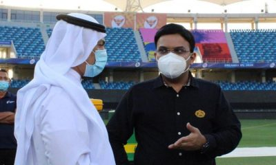 BCCI, Emirates Cricket Board