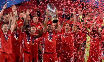 Bayern Munich Super Cup