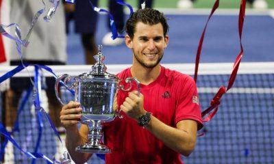 Dominic Thiem US Open