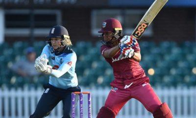 England, West Indies women cricket teams