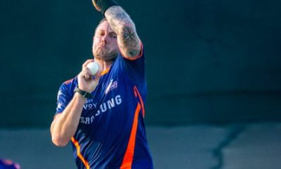 James Pattinson Mumbai Indians