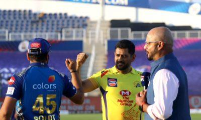 MI vs CSK IPL toss