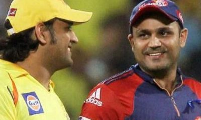 MS Dhoni Sehwag
