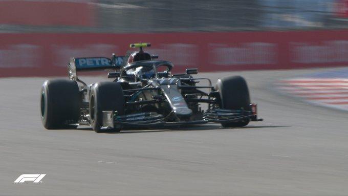 Valterri Bottas F1