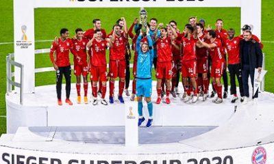 Bayern Munich German Cup
