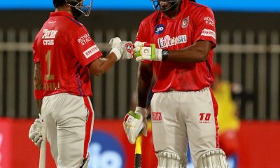 Chris Gayle KXIP v RCB