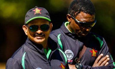 Zimbabwe coach Lalchand Rajput