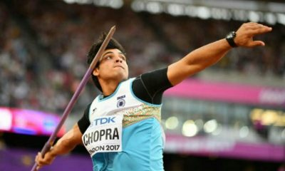 Neeraj Chopra Athletics
