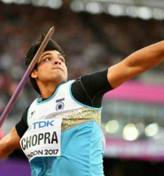 Neeraj Chopra Athletics