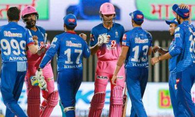Rajasthan Royals eye revenge against Delhi Capitals