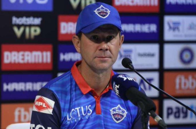 Delhi Capitals Coach Ricky Ponting