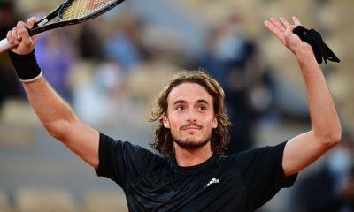 Stefanos Tsitsipas French Open