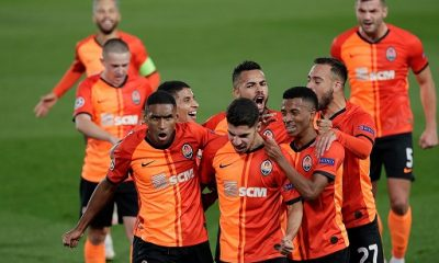 UCL Shakhtar