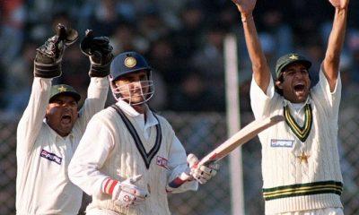 Sourav Ganguly 1999 Chennai Test