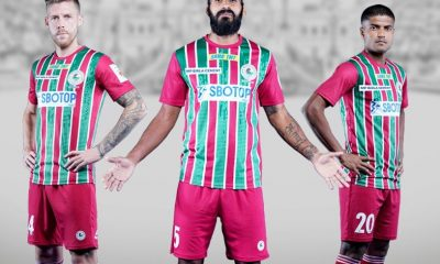ATK Mohun Bagan jersey