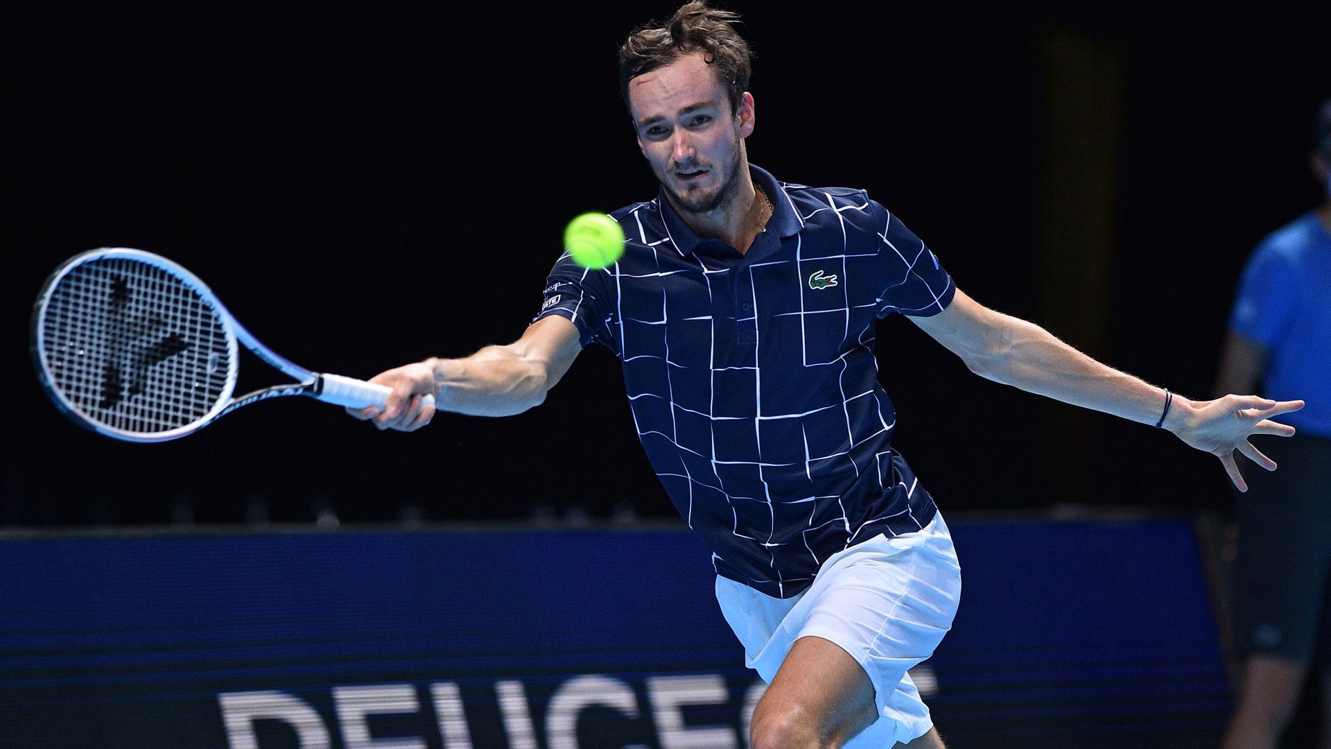 Daniil Medvedev ATP Finals