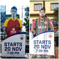 ISL Kolkata Derby