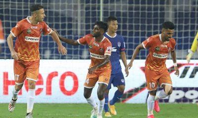 Igor Angulo FC Goa