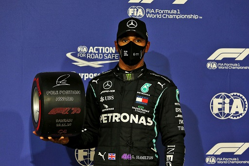 Lewis Hamilton Bahrain GP