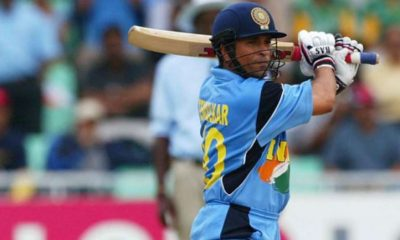 Sachin against Pakistan in 2003 WC