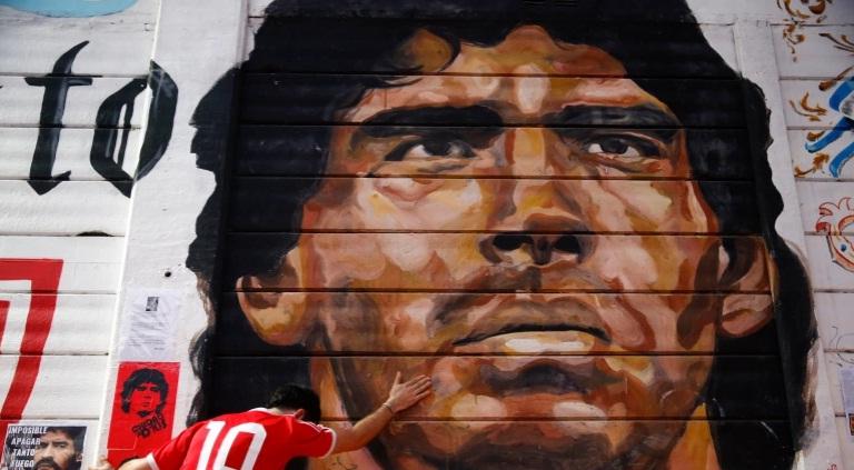 maradona fans 1