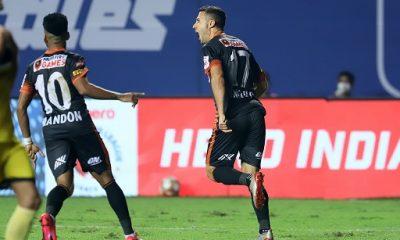 FC Goa Igor Angulo