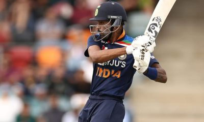 Hardik Pandya 3rd ODI