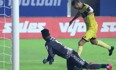 Hyderabad vs JFC
