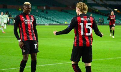 AC Milan 4-2 Celtic