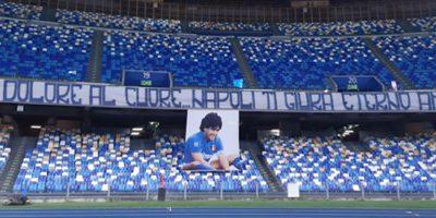 Napoli San Paolo Maradona