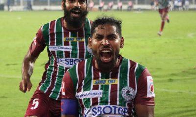 Roy Kirshna ATKMB vs Odisha