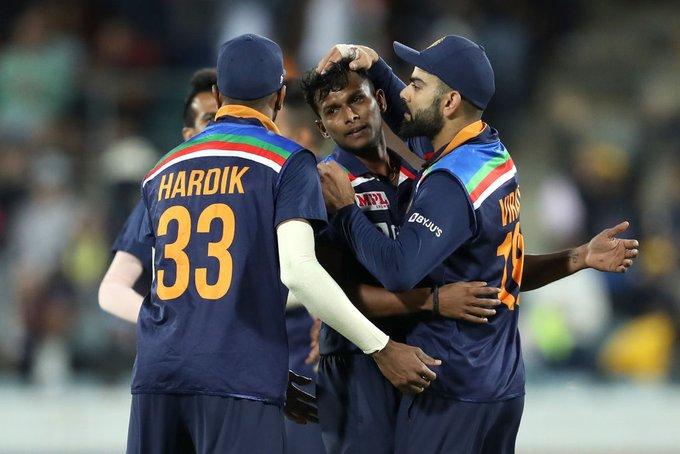 Team India 1st T20