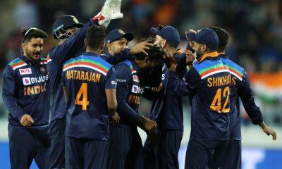 Team India 3rd ODI