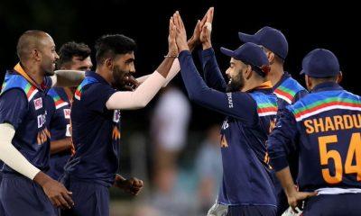 Team India vs Aus