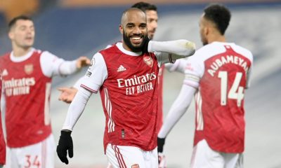 Arsenal Lacazette
