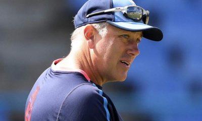 England coach Silverwood