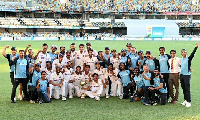 IND BG Trophy