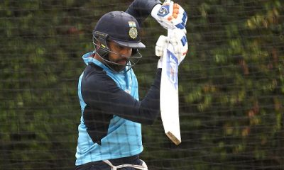 Rohit Sharma practice