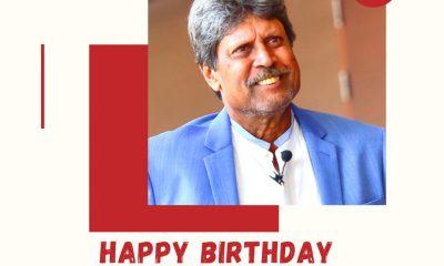 Kapil Dev turns 62