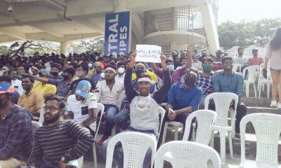 Chennai Test fans
