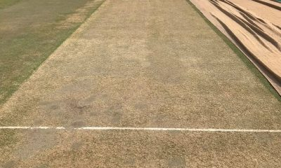 chennai pitch