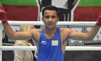 Deepak Kumar Boxer