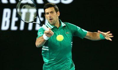 Novak Djokovic Aus Open